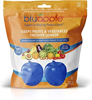 product image for Bluapple Produce Freshness Saver Balls - Extend The Life of Fruits and Vegetables in The Refrigerator Or in A Fruit Bowl by Absorbing Ethylene Gas to Keep Produce Fresher Longer
