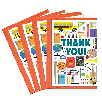 Amazon Com Tiny Expressions Teacher Appreciation School Thank You