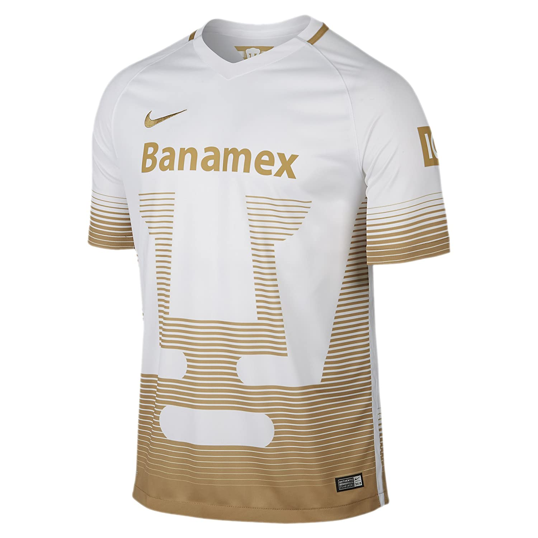 f5437738f1d Amazon.com: Hugo Sanchez #9 Pumas UNAM Men Home Jersey 2015-2016: Clothing