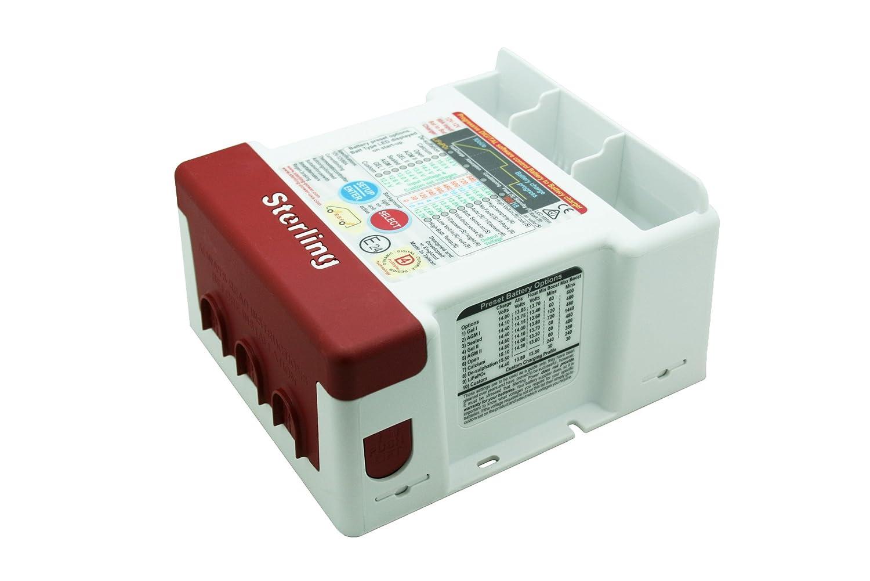 amazon com sterling bb1260 12 volt, 60 amps pro batt ultra