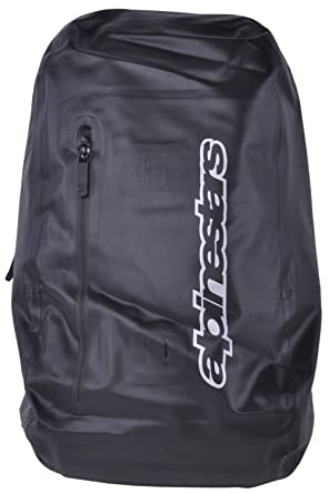 Amazon.com: Mens Alpinestars Trader Day Waterproof HIVIS Backpack ...