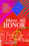 Above All, Honor (Honor Series Book 1) (English Edition)