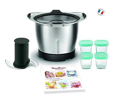 Moulinex XF387E10 - Accesorios Cuisine Companion, bol para bebés ...