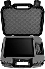 CASEMATIX Travel Case Compatible with Xbox One X - Hard Shell