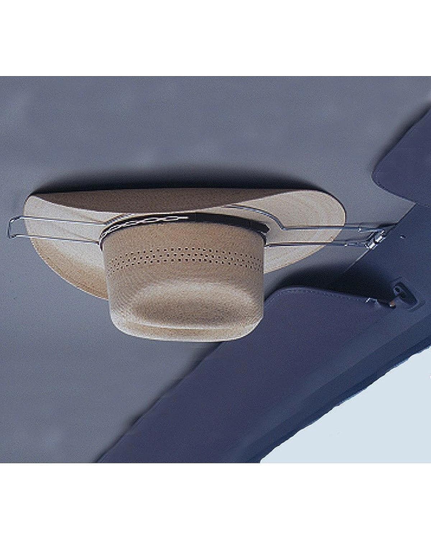 Amazon.com  M   F Western Unisex The Hat Saver Vehicle Rack Silver One Size   Shoes 83e89edb5aed