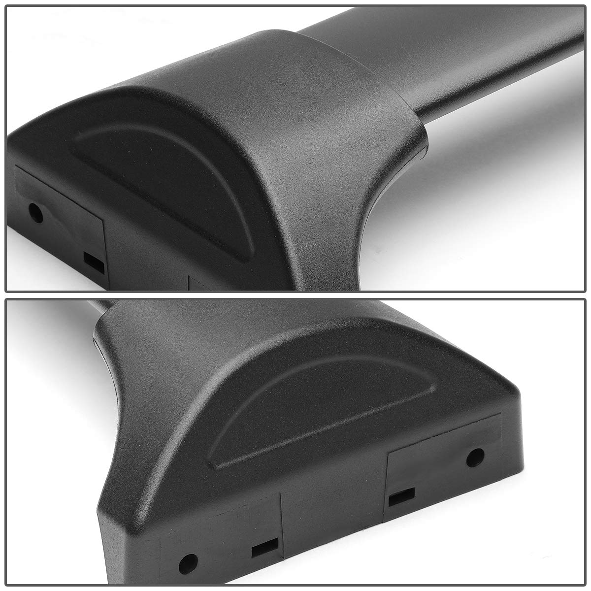 DNA Motoring RR-HODY18 Pair OE Style Aluminum Roof Rack Rail Cross Bar