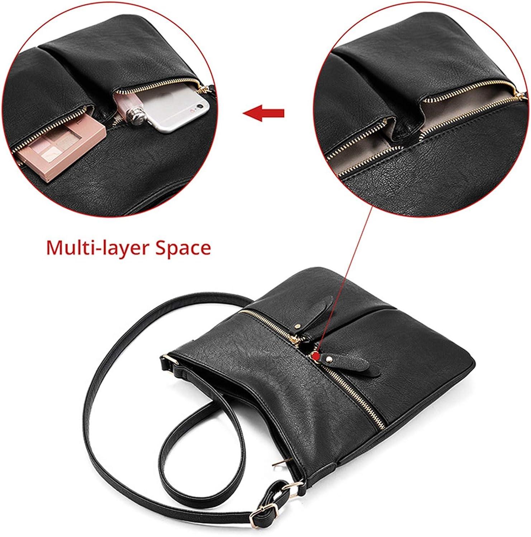 women shoulder bag strap luxury crossbody messenger bags PU leather small flap bag