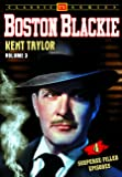 Boston Blackie - Volume 3: 4-Episode Collection