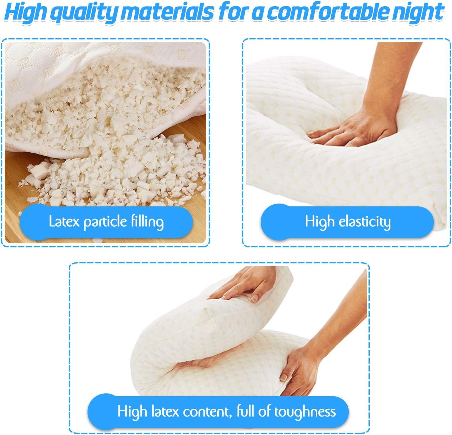 Lemical Natural Latex Pillow,Thailand