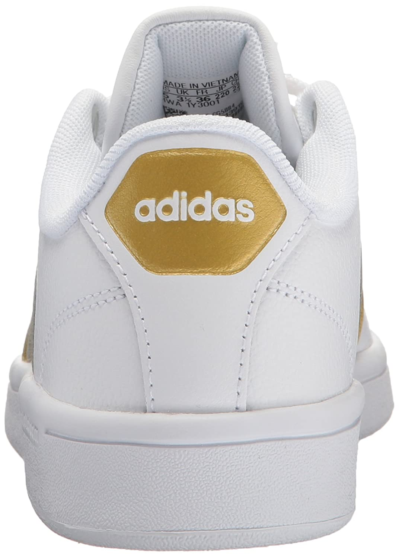 AdidasCG5884 - CF Advantage Damen W Damen Advantage Ftwr Weiß, Matte Gold, Core schwarz 426daa