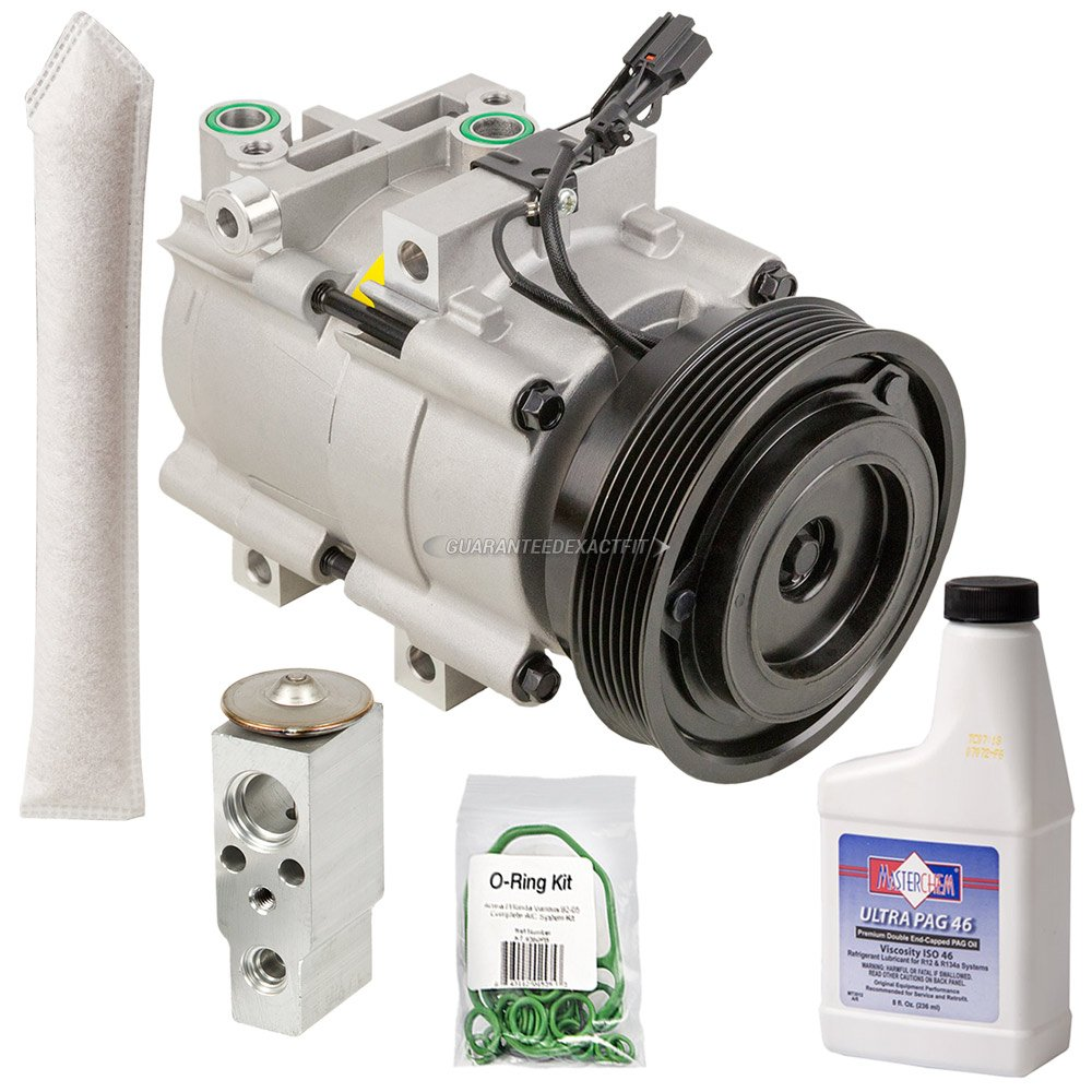 71LSComBb4L._SL1000_ amazon com new ac compressor & clutch with complete a c repair  at gsmx.co