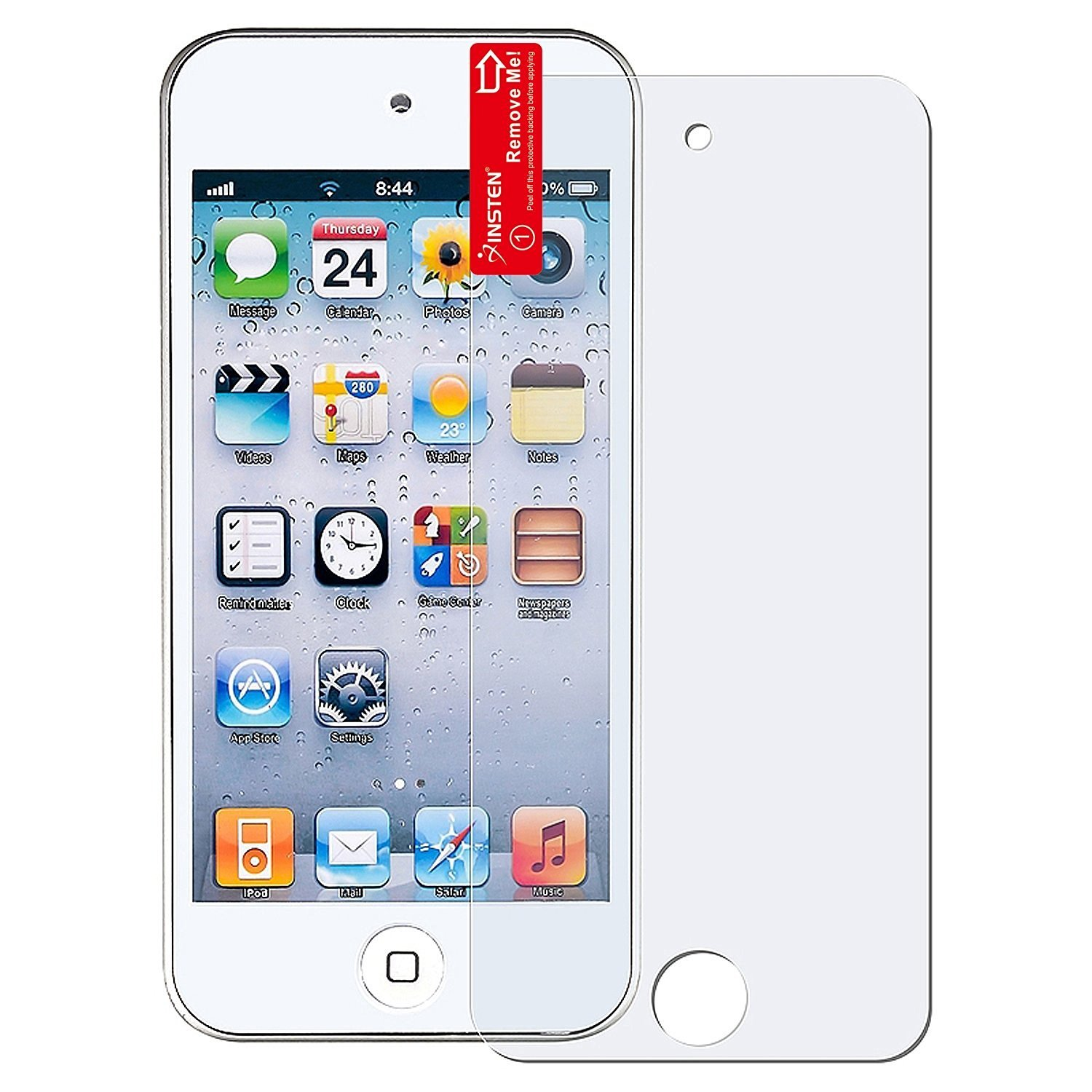 eForCity Anti-glare Screen Protector for iPod touch 5G 813718
