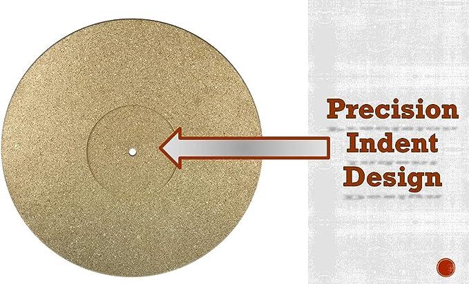 Amazon.com: Pro-Spin precisión tecnología 3 mm. alfombrilla ...