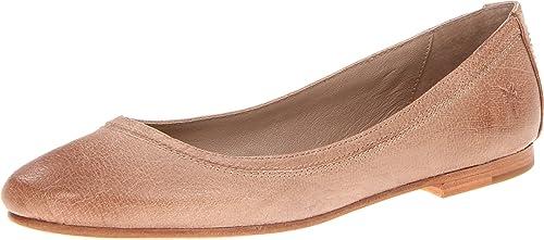 9eb759c282b4 Frye Women s Carson Ballet Flat  Amazon.ca  Shoes   Handbags