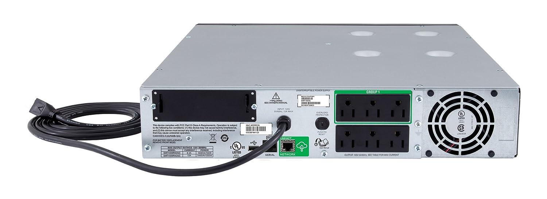 APC UPS 1000VA Smart-UPS with SmartConnect, Pure Sinewave UPS Battery  Backup, Uninterruptible Power Supply, Rackmount UPS (SMT1000RM2UC)