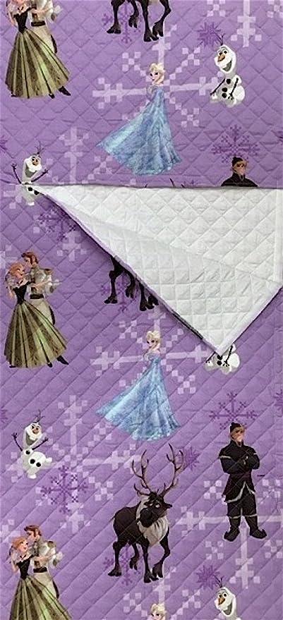 Saco dormir Guardería Disney Frozen Lila Bimba – 2 – 6 años