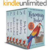 Rosemary Harbor Six Book Bundle: A Pet Parrot Cozy Mystery Series