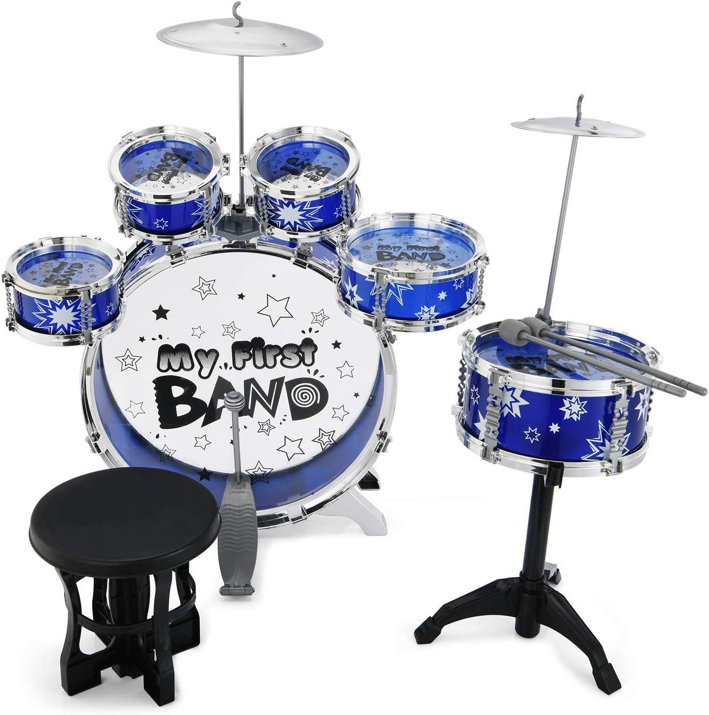 leichte Musik Kinder Oval Tip Drum Sticks Zubehör