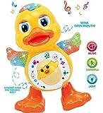 Webby Dancing Duck