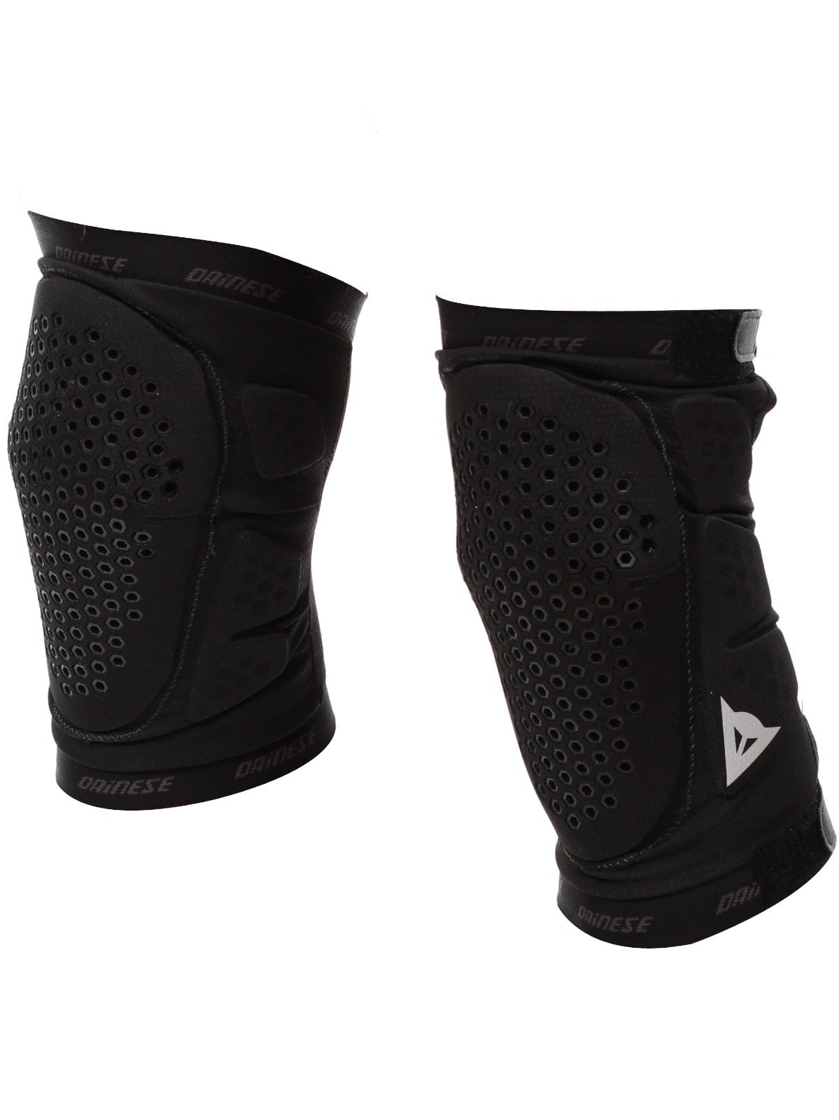 Dainese Black 2017 Trail Skins Pair Of Mtb Knee Pad (L, Black)