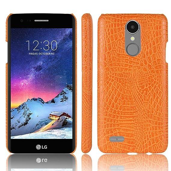online retailer cff7f dfbff Amazon.com: LG K20 (M255/RS501) Case, LG K20 Plus (MP260/TP260) Case ...