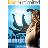 The Alien's Army: Alien Egg Implantation (Instant Pregnancy)