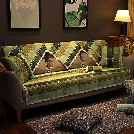 L&VE Sala de Estar Universal Fundas de sofá, Suaves ...