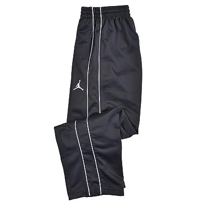 Jordan Big Boys' Jumpman Basketball Pants (XL (13-15 YRS), Grey/White)