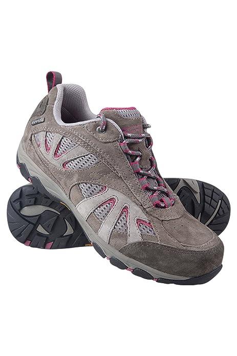 Mountain Warehouse Zapatillas Impermeables Summit para Mujer - Zapatillas con Agarre Firme para Mujer, Zapatillas