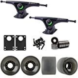 TGM Skateboards Bear 852 Black Longboard Trucks