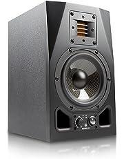 Adam Audio A5X 50W Noir Haut-Parleur - Hauts-parleurs (2-Voies, avec Fil, XLR, 50 W, 50-50000 Hz, Noir)