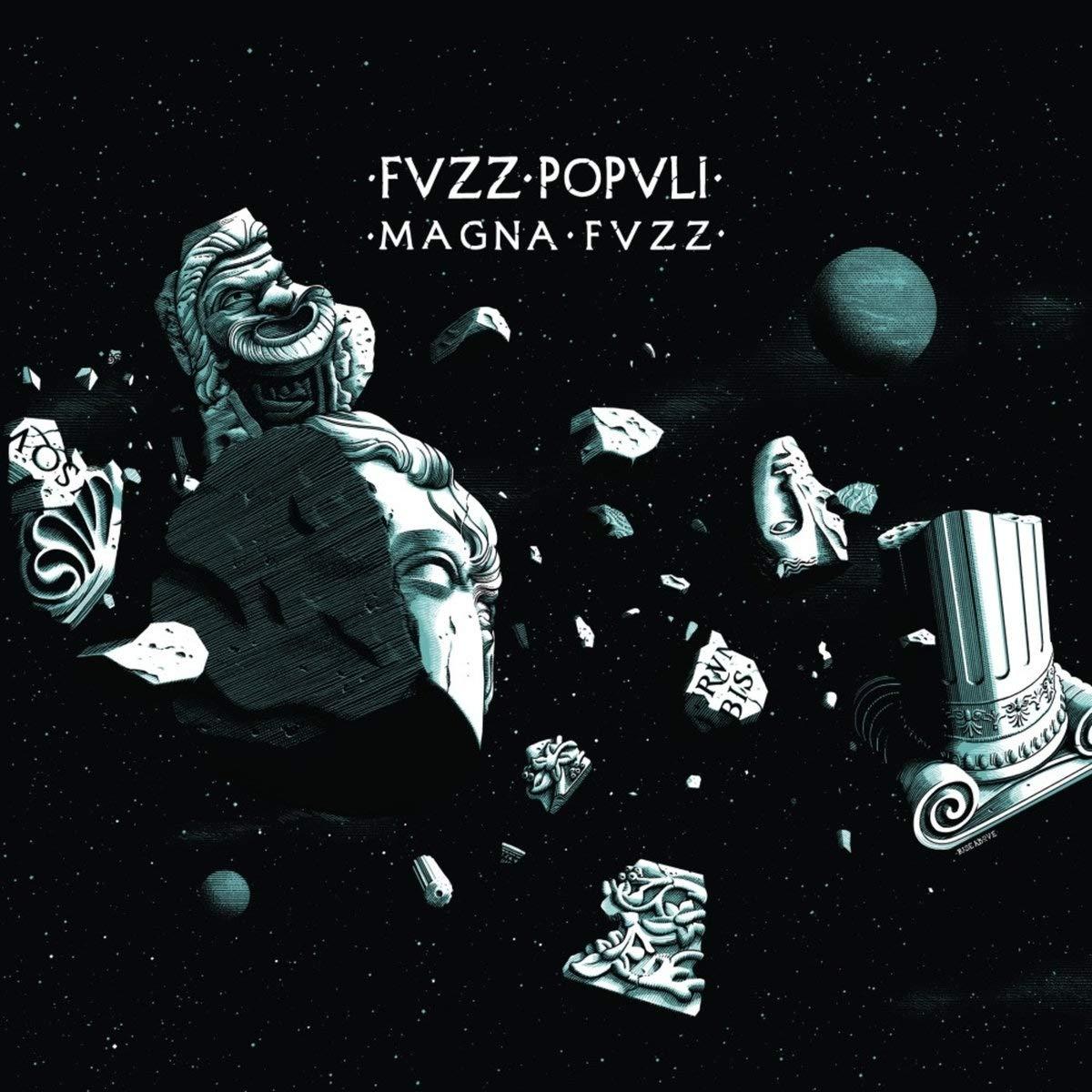 CD : Fvzz Popvli - Magna Fvzz (CD)