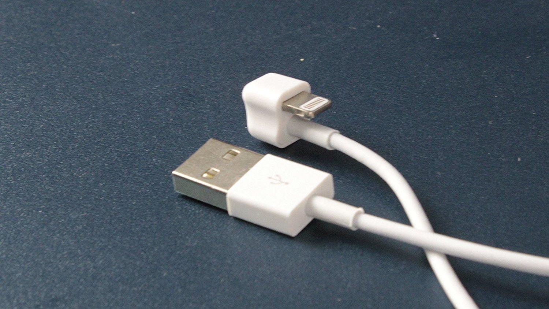 Lightning verwaltet Kabel für iPad versteckt: Amazon.de: Computer ...