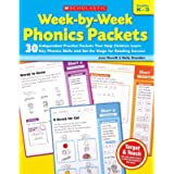 Week-by-Week Phonics Packets: 30 Independent Practice Packets That Help Children Learn Key Phonics Skills and Set the…