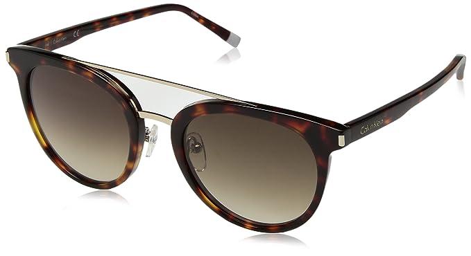 Calvin Klein Para mujer Ck4352s Gafas de sol, ojo de gato ...