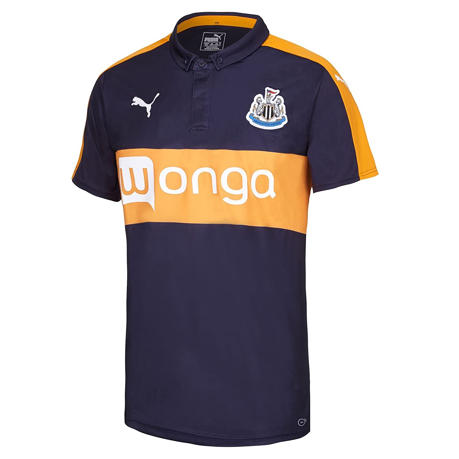 2016-2017 Newcastle Away Football Shirt (Kids) Puma