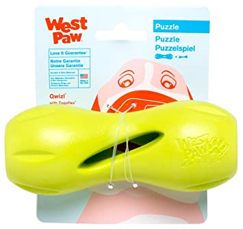 Pet Supplies West Paw Zogoflex Qwizl Interactive Treat Dispensing