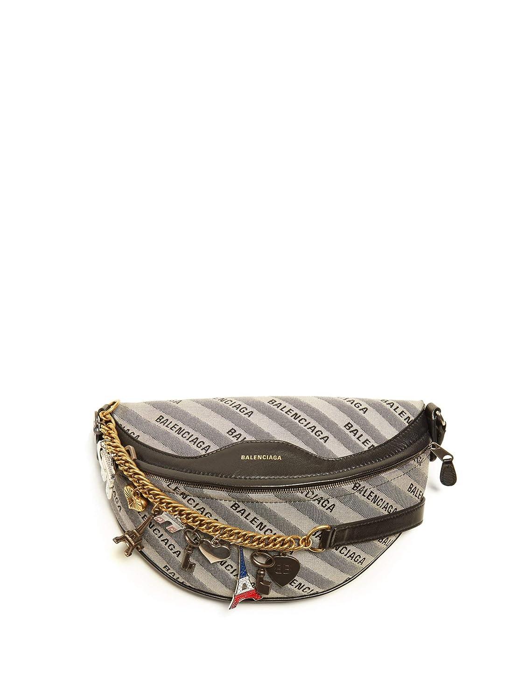 (バレンシアガ) BALENCIAGA Souvenir レディース バッグ ボディバッグウエストポーチ (Souvenir XS belt bag) (並行輸入品) One Size Tonal-grey B07R7V7GKH