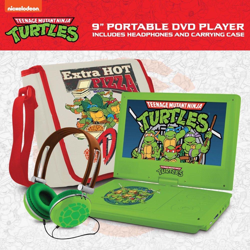 Ematic tmnt900 Teenage Mutant Ninja Turtles 9