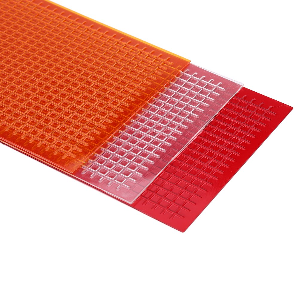 Kit di riparazione luci fanali posteriori per auto Luci per auto per fessure Pellicola multi-pack per fari posteriori