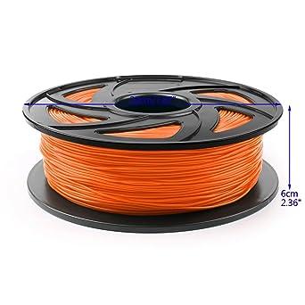 Mad Hornets - Filamento para impresora 3D (1,75 mm, PETG, 1 kg ...