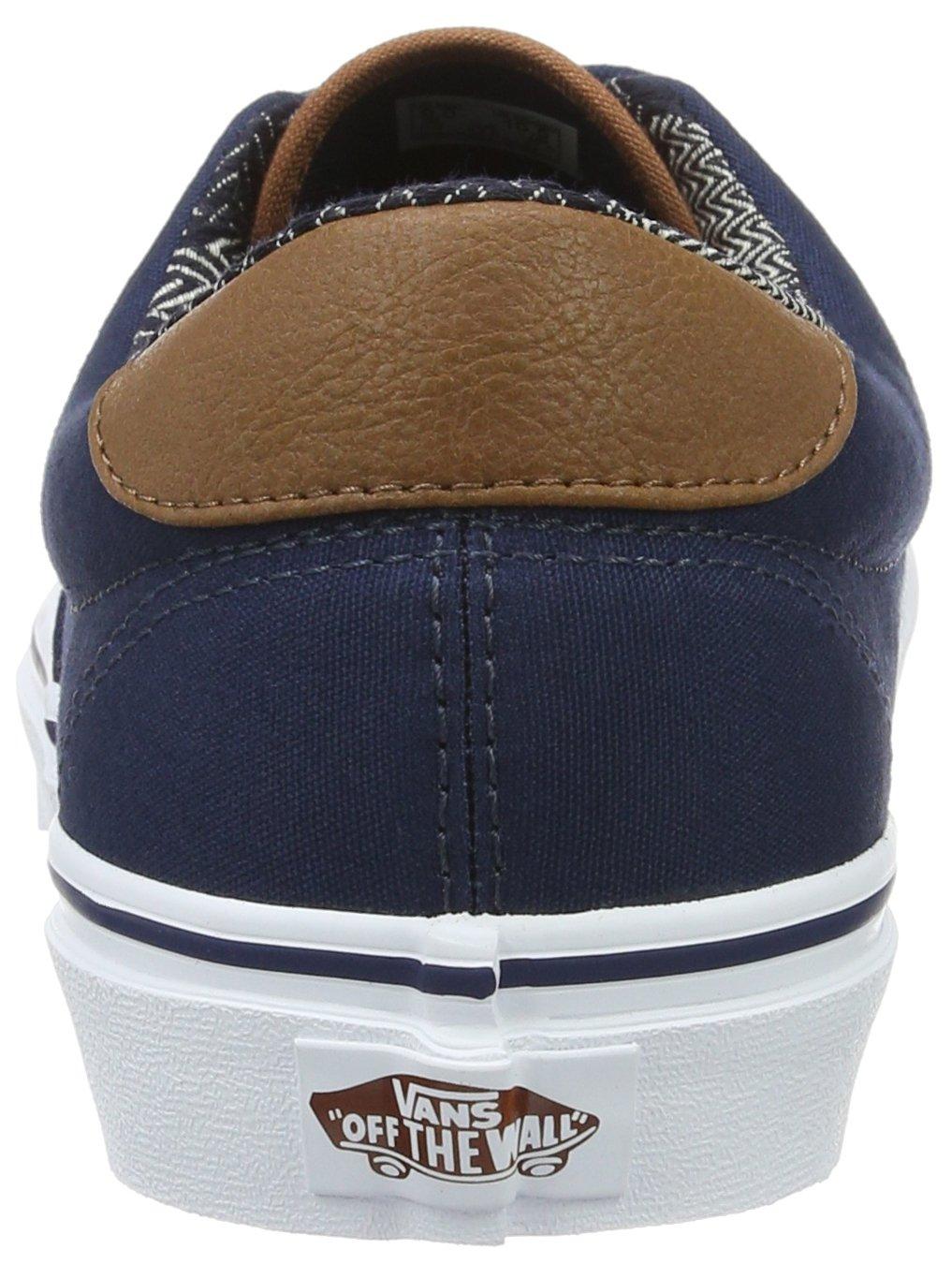 06584a427a Vans Era 59 (C L) - VA38FSMVE C and L Dress Blues Material Mix   Shoes    Clothing