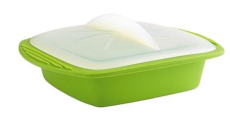 Amazon.com: Mastrad minuto cooker-27 oz cuadrado silicona ...
