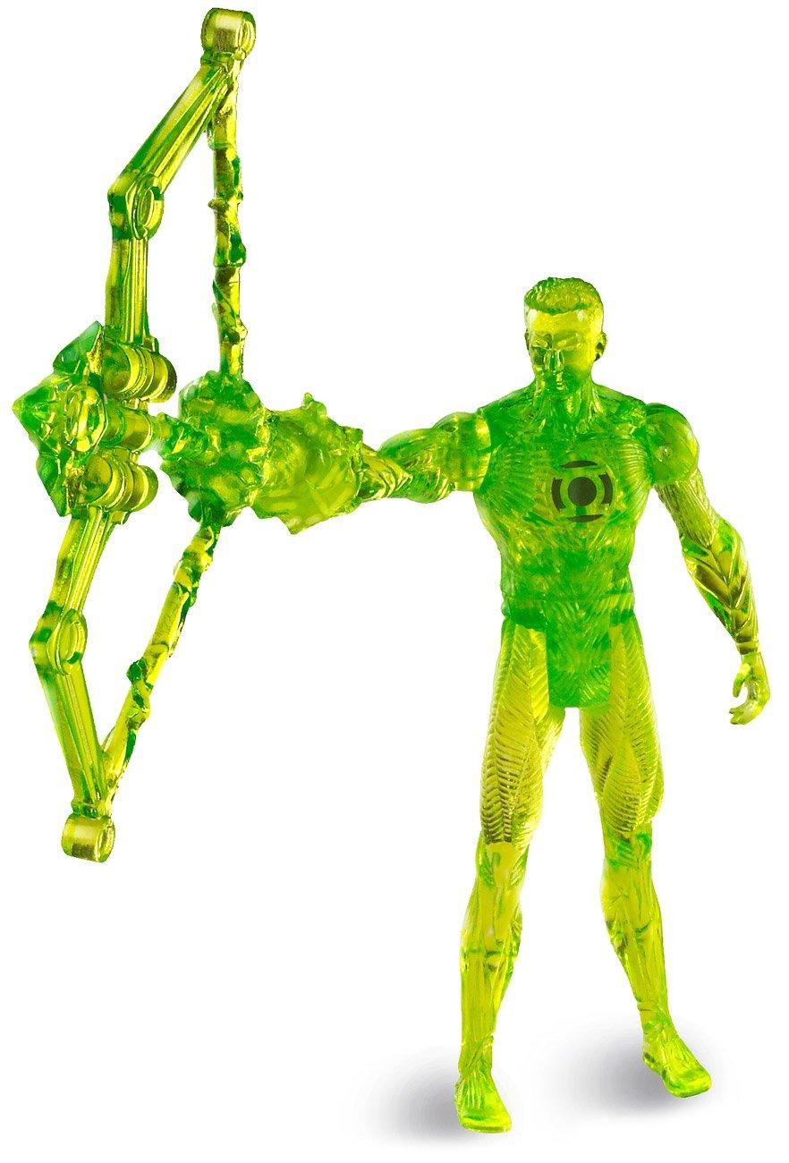 Green Lantern - Figura de acción Linterna Verde (MATTEL)
