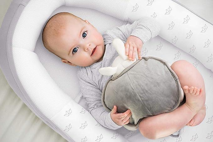 Babymoov Doomoo Cocoon - Nido de bebé (algodón orgánico ...