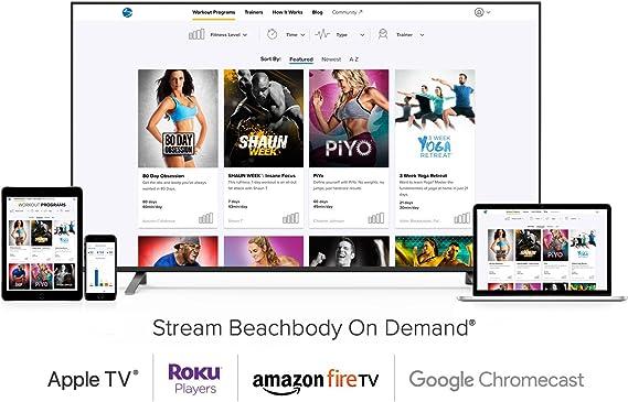 Amazon Com Beachbody On Demand 12 Month Membership Stream Over
