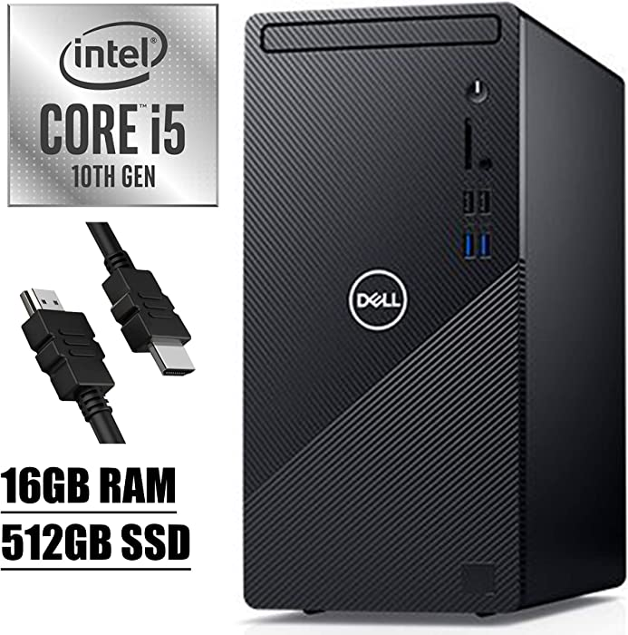 Top 10 Inspiron 3000 Small Desktop