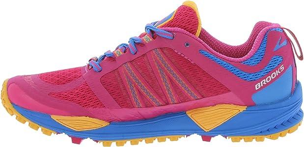 Brooks Cascadia 11 - Zapatillas de trail running para mujer Rosa Size: 36.5 EU: Amazon.es: Zapatos y complementos