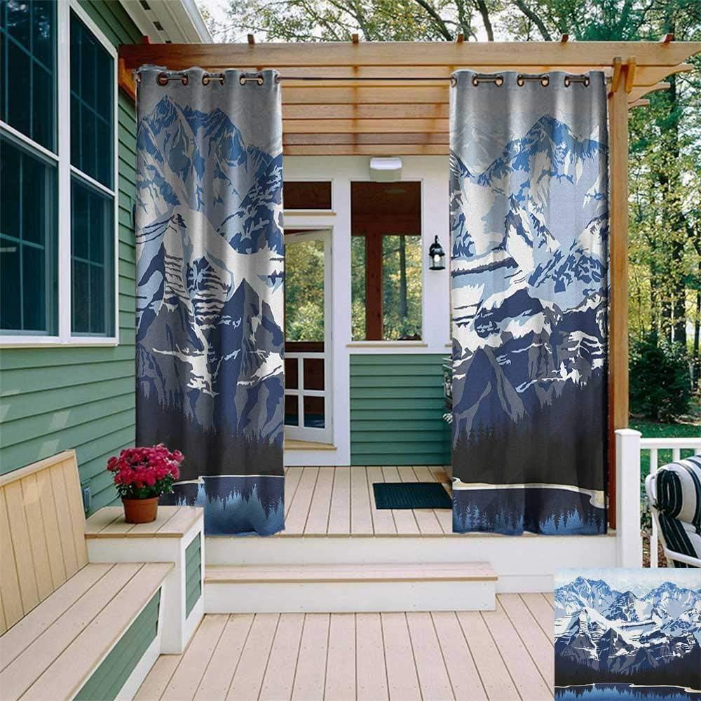 Leinuoyi - Cortina de velero para exteriores, arandela de cortina ...