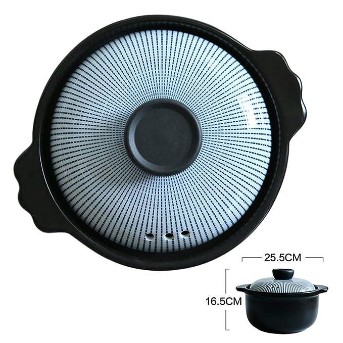 Olla vitrocerámica Olla de cerámica de Alta Temperatura de ...